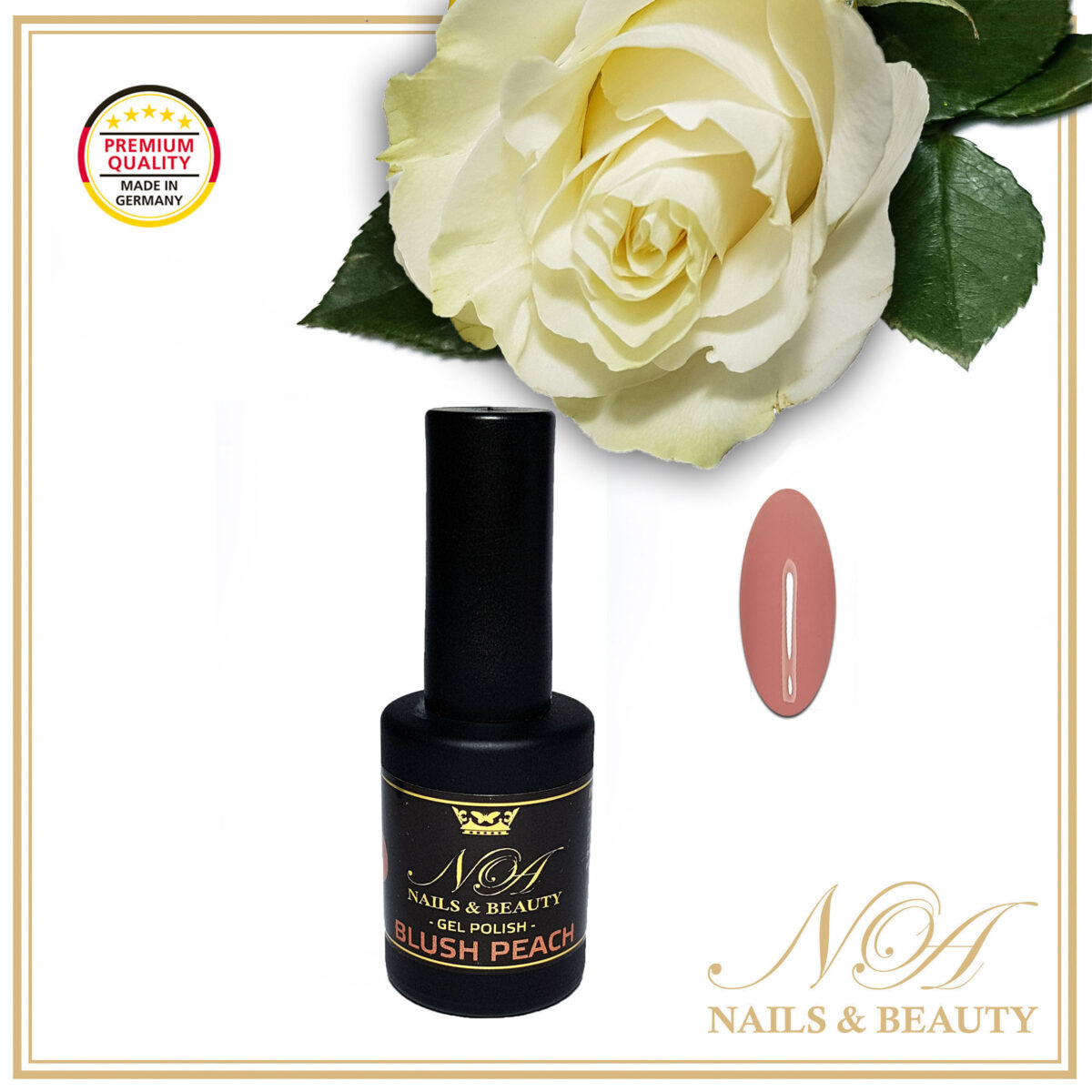 Oja Semipermanenta Blush Peach 10 ML