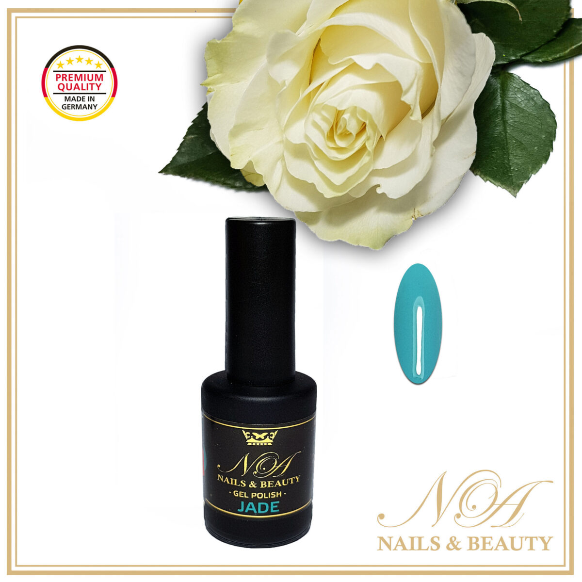 Oja Semipermanenta Jade 10 ML