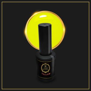 Oja Semipermanenta Yellow 10 ML